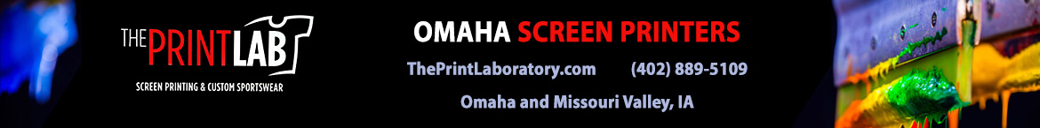 Omaha Screen Printers - The Print Laboratory